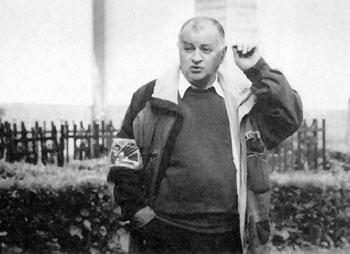 Slobodan Mitrović Kobi u Brankovini