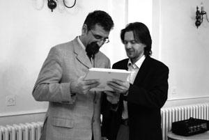 Ilija Tripković i Aleksandar Mitrović