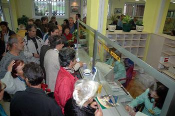 Na dan otvaranja 21. septembra 2005.