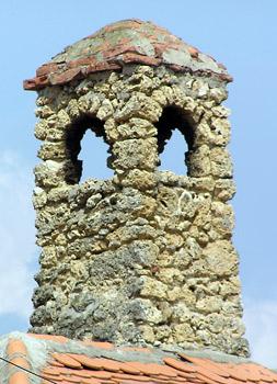 Dimnjak Tešmanovog konaka u Bastavu