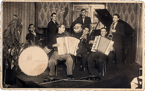 Valjevski Jazz Band Hawaii, 1930ih