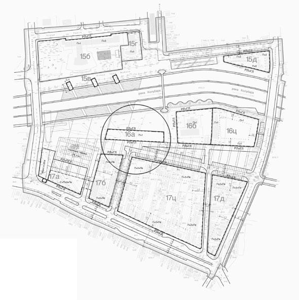 Izvod iz Plana detaljne regulacije uže zone gradskog centra Valjeva - izmene i dopune iz 2007.