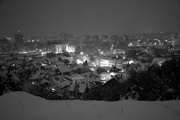 Valjevo by night (2009)