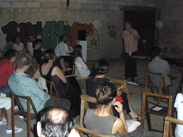 Predavanje Milete Prodanovića