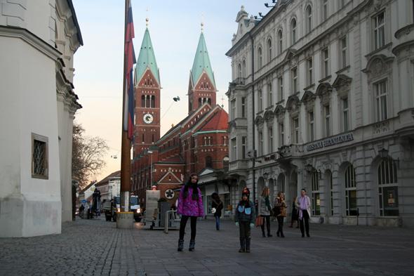 U centralnom jezgru Maribora