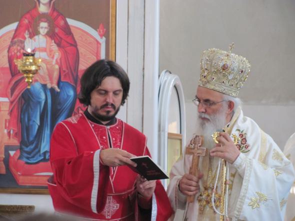 Moleban za slet, Todor, Kolubara sept 2012