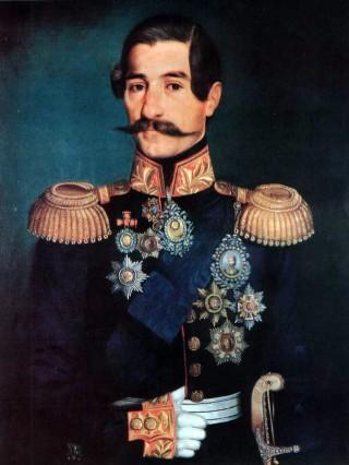 Knez Aleksandar Karađorđević, Persidin otac