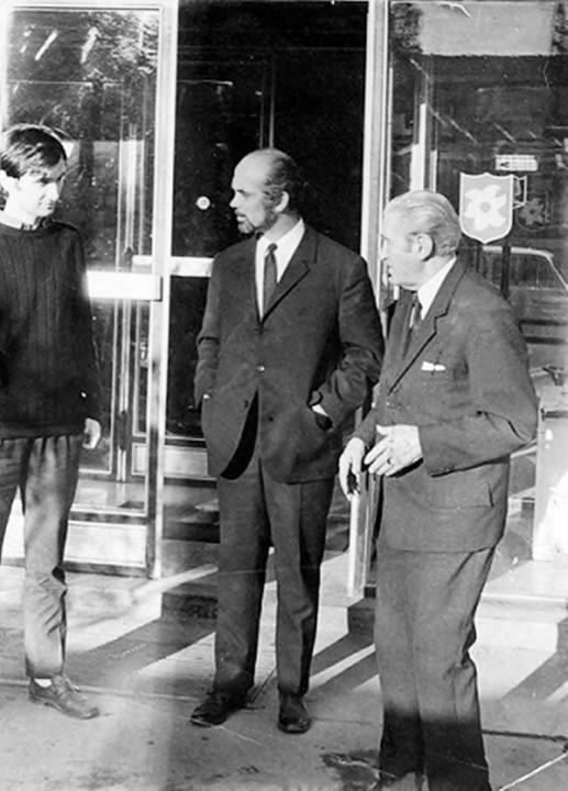 Zdravko Ranković, Zoran Joksimović, Miloš Crnjanski
