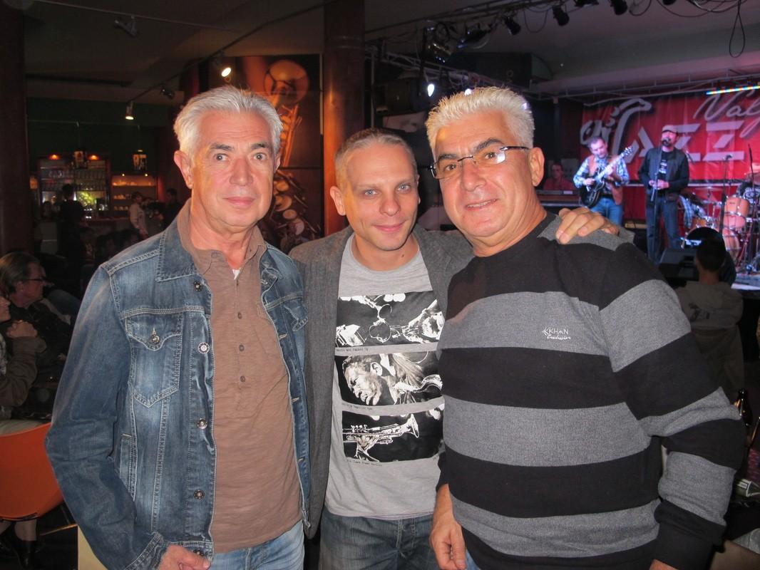 Jovan i Đino Maljoković na VA džez festu