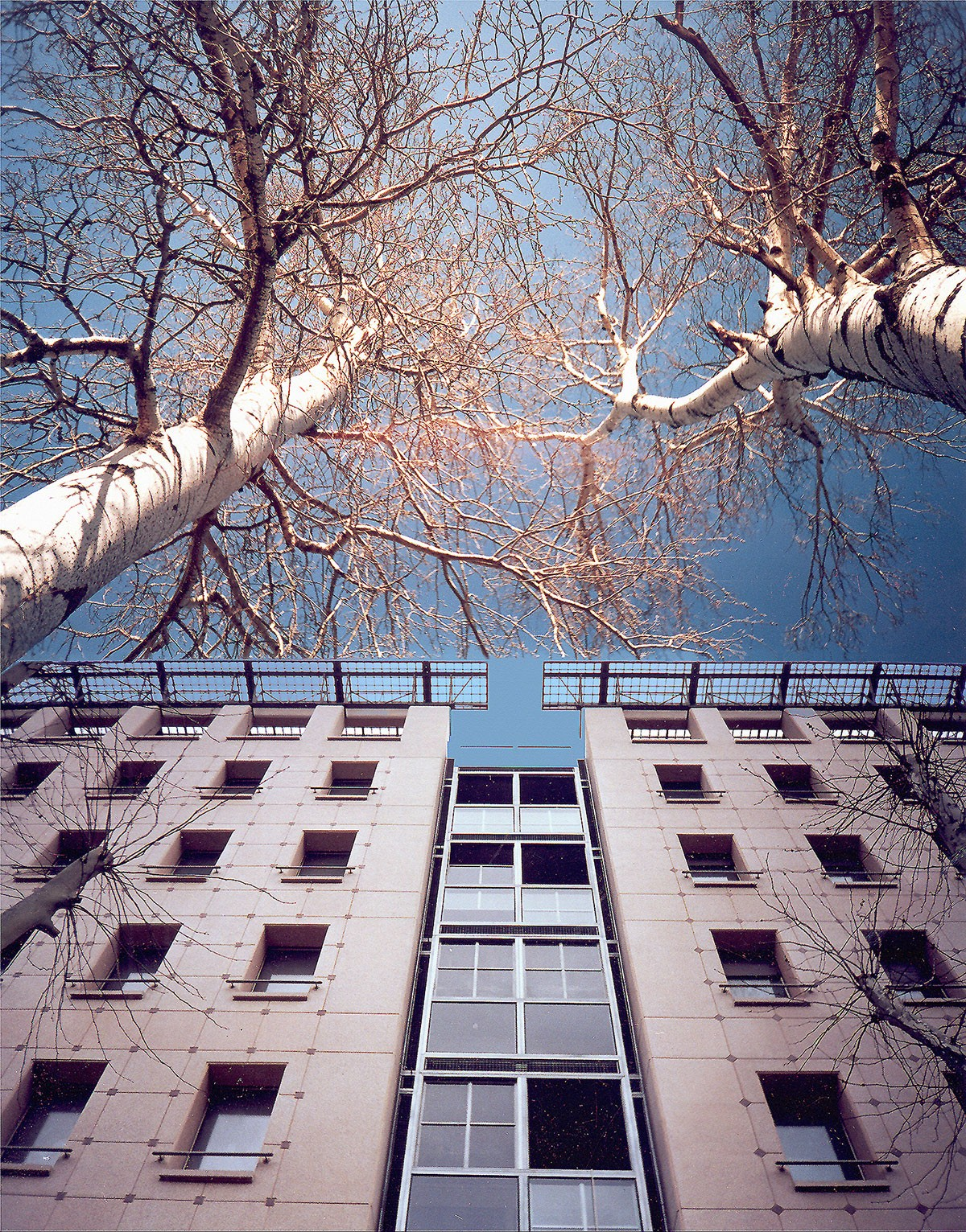 2000: Stambeno poslovni objekat u Bulevaru kralja Aleksandra u Beogradu - M. i D. Marušić