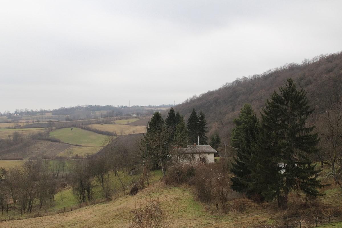 Selo Klinci kod Valjeva