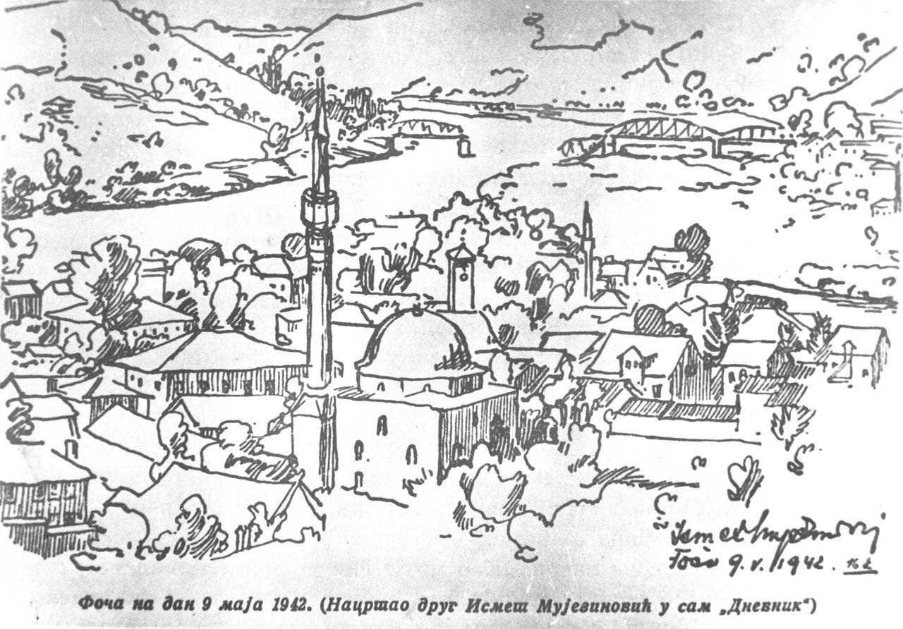 Foča, 9. maja 1942.