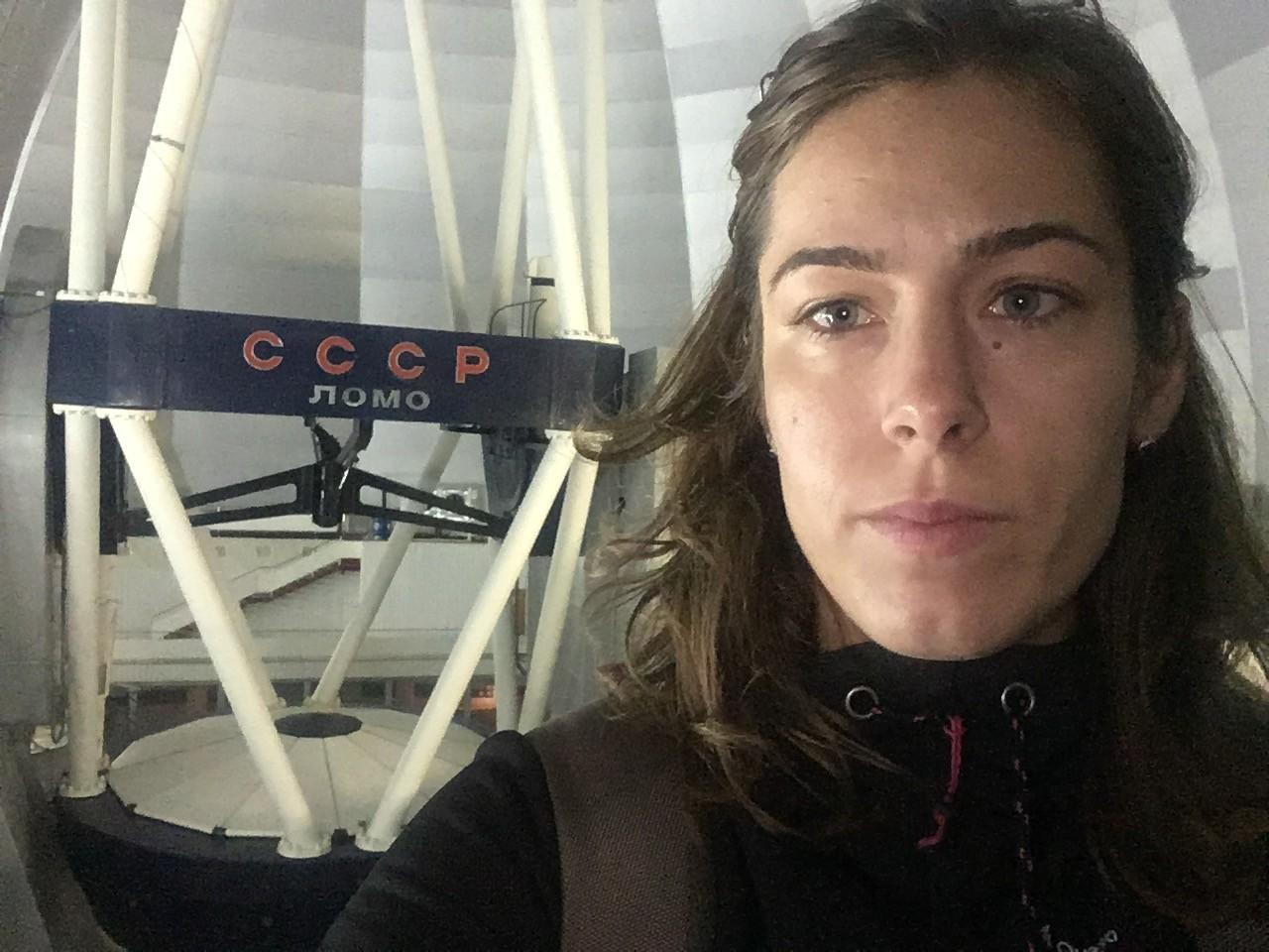 Kavkaz, Rusija - Specijalna Astrofizička opservatorija