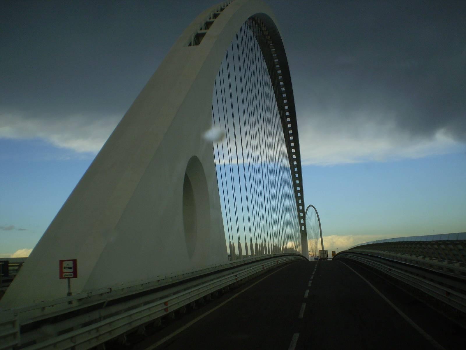 Novi most kod mesta Reggio nel Emilia
