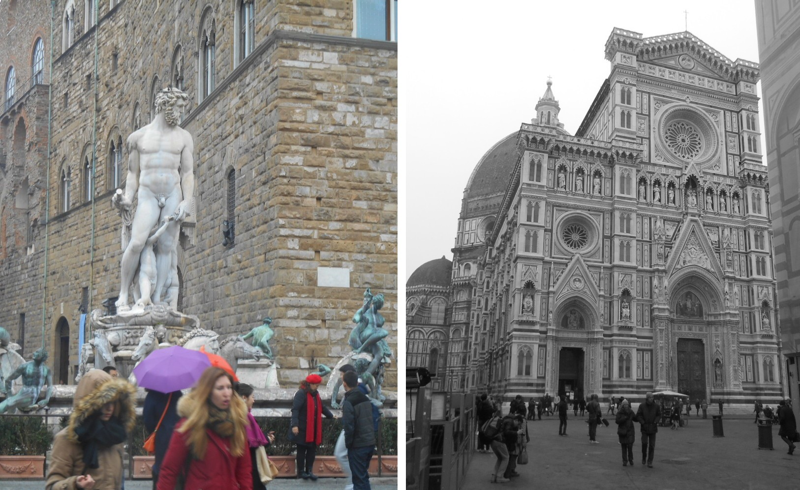 Pjaca * Duomo b/w