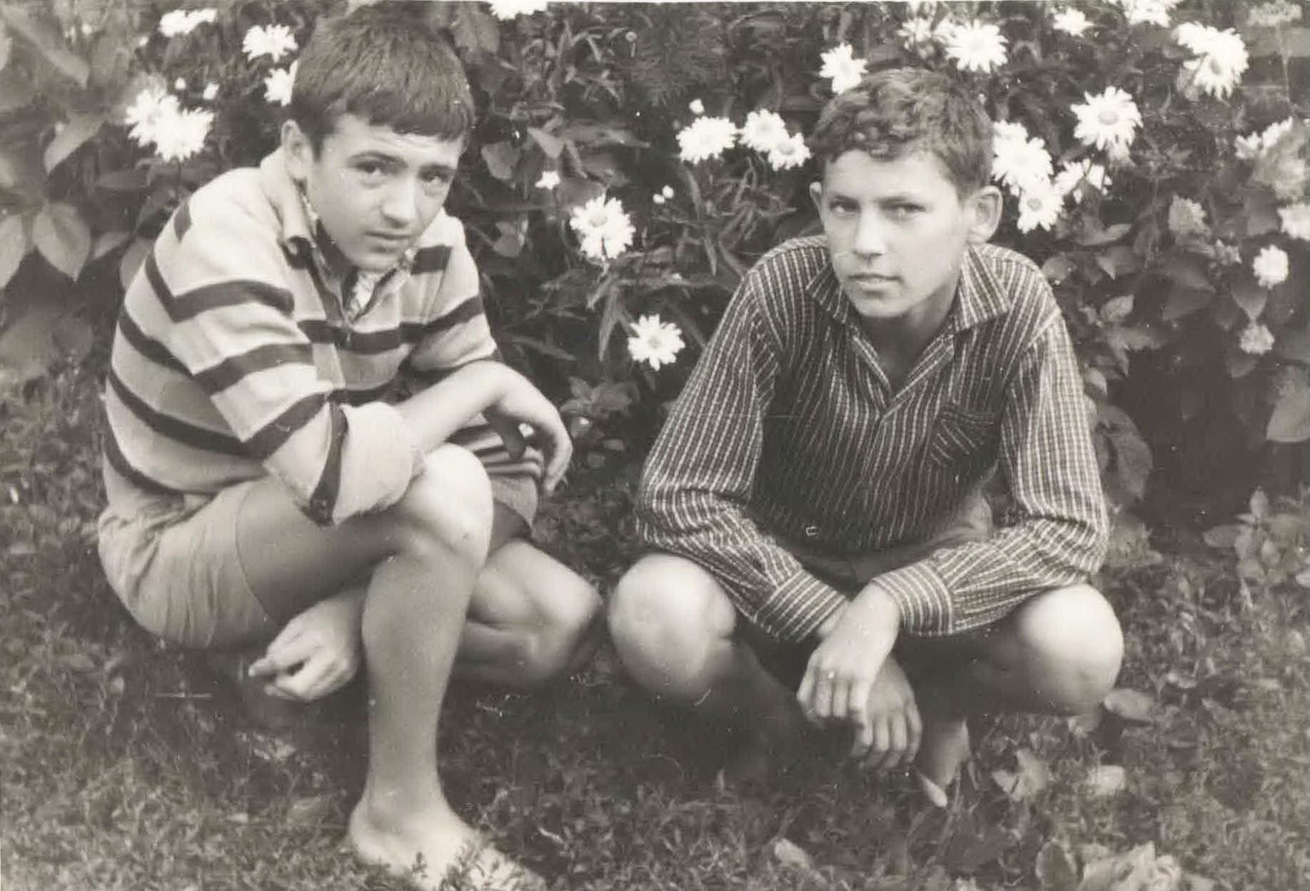 Cara Lazara 29-1964. sa Živkom Gavrićem
