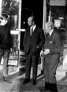 Sa Zoranom Joksimovićem i Milošem Crnjanskim