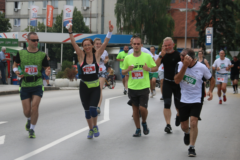 Veseli trkači