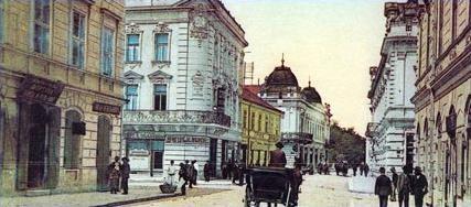 Knez Mihailova, XIX vek
