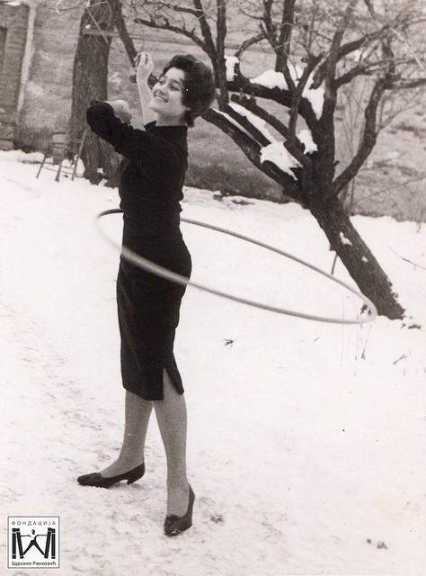 Valjevka Nada Sarić 1959.