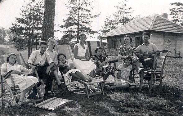 Divčibare, leto 1931.