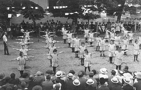 Javni čas Sokolskog društva, 1928.