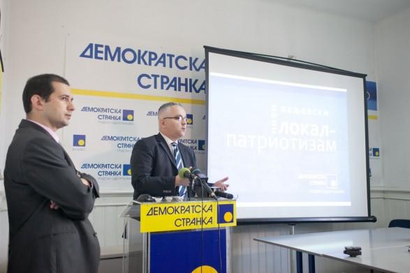 Duško Rakić i Aleksandar Đukić (foto: Đorđe Đoković (c) kolubarske.rs)