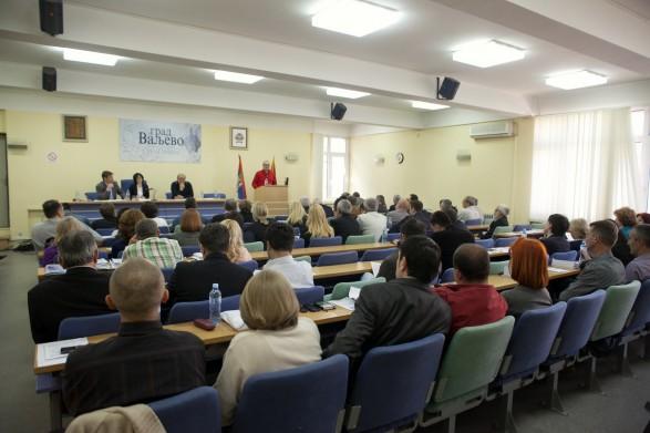 Zasedanje gradskog parlamenta (foto: Đorđe Đoković (c) kolubarske.rs)