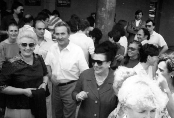 Na Gradskom trgu, 27. jun 1987.