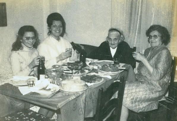 Diana, Ružica, Pata i Ljubica, Beograd 1972.