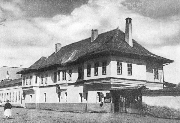 Konak Jevrema Obrenovića u Šapcu (Wikipedia)