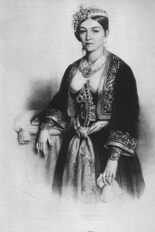 Kneginja Persida Karađorđeva (1813-1873)
