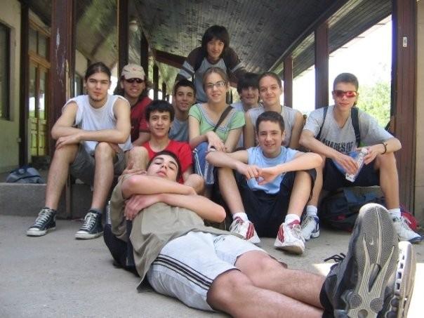 Prvi razred Gimnazije, 2005. godine