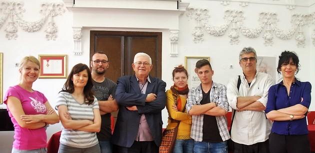 Sa ekipom valjevskih novinara
