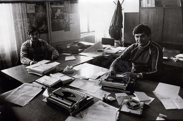 Zdravko Ranković i Branko Vićentijević Džane