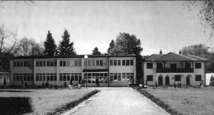 KPZ - upravna zgrada