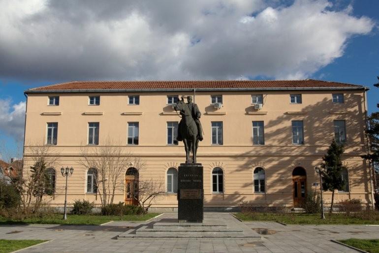 Spomenik Živojinu Mišiću u Mionici