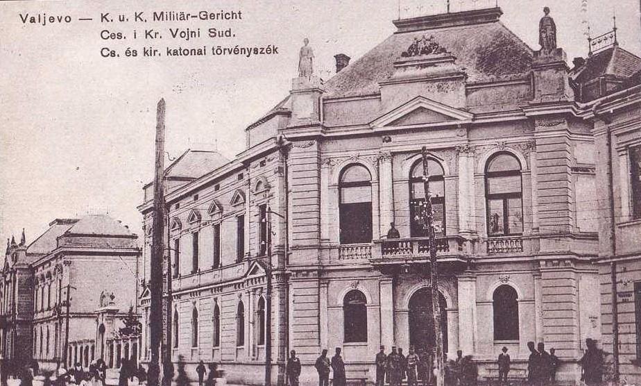 Valjevo 1918.