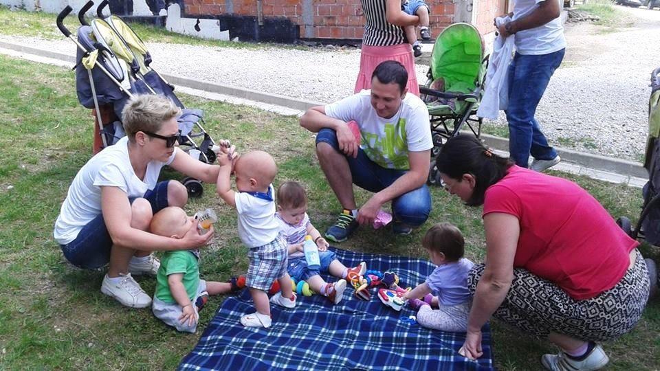 Samit valjevskih VTO beba