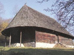 Crkva brvnara, Miličinica
