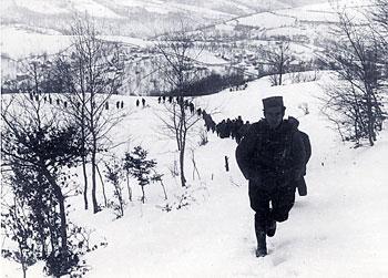 Valjevski partizani, januar 1942.